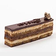 Sweet canape- Opera Slice