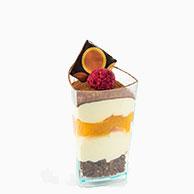 Sweet canape- Summer Tiramisu Cup