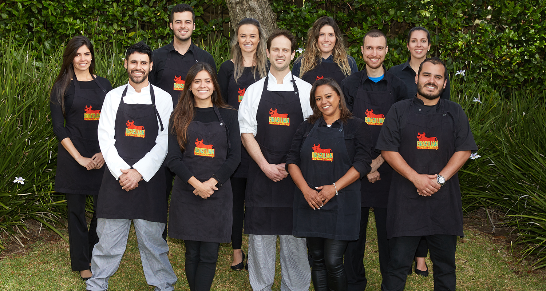 Brazilian BBQ Team