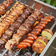 Brazilian BBQ Package