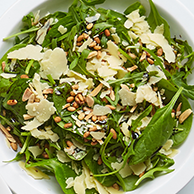 Rocket & Parmesan Cheese Salad