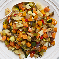 South American Vegetable Salad