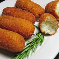 Cassava Croquettes
