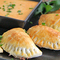 Mini Chicken & Olive Empanada